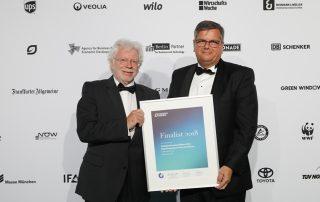 """GreenTec Awards: Zweiter Platz für """"Solar Quartier"""""""