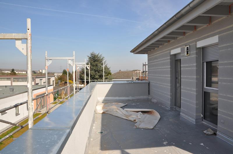 GEWOBAU Neubau am Büttenweg