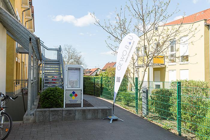 Eröffnung Stadtteilbüro
