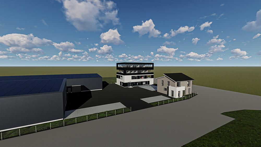 FUTUREhaus Solar-Quartier