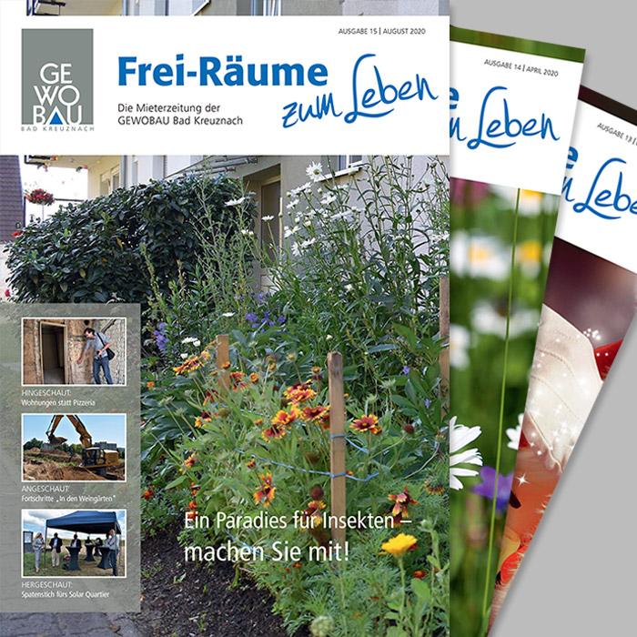 Gewobau Bad Kreuznach Mieterzeitung