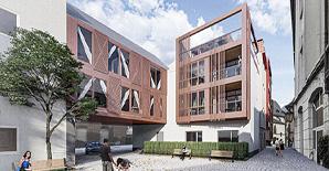 Neubau Gerbergasse 2+2a