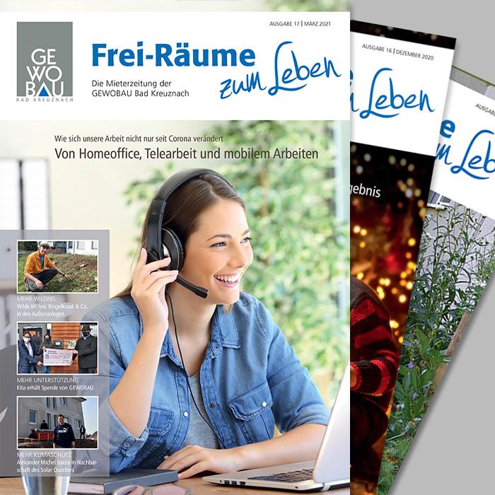 Gewobau GmbH Bad Kreuznach Mieterzeitung