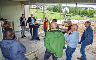 Besichtigung Solar Quartier Bad Kreuznach