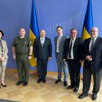 FUTUREhaus und GEWOBAU besuchen die Ukraine und legen Grundlagen für ein Bauprojekt für Krim-Vertriebene