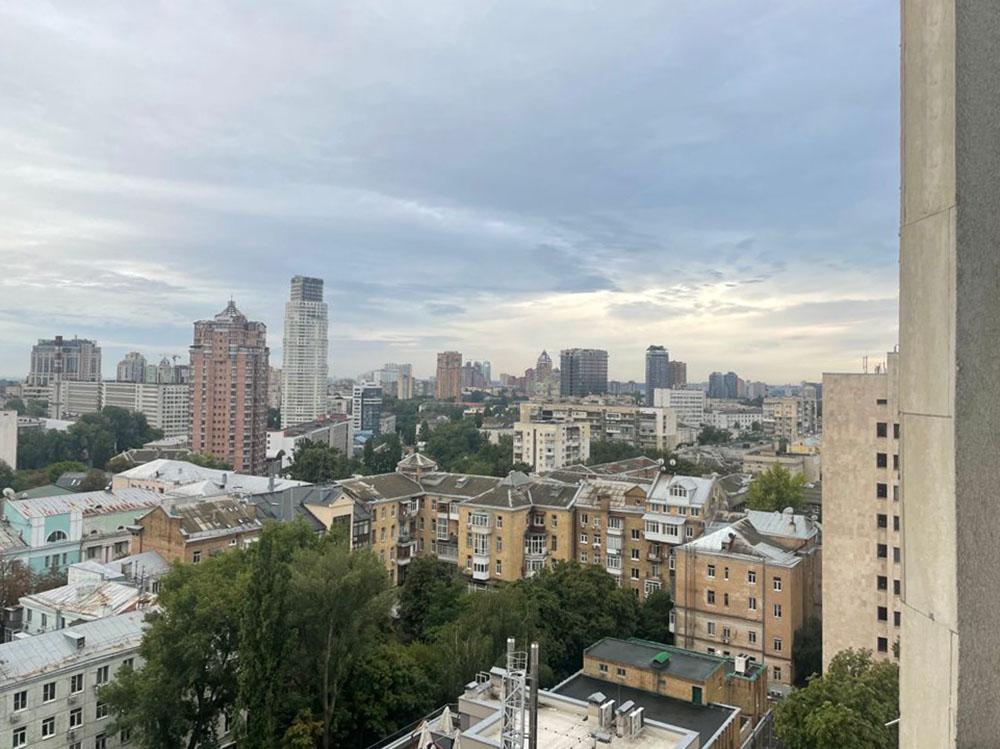 Beeindruckende Architektur, beeindruckende Landschaft, große Gastfreundschaft: GEWOBAU-Geschäftsführer Karl-Heinz Seegers Momentaufnahmen von Kiew.